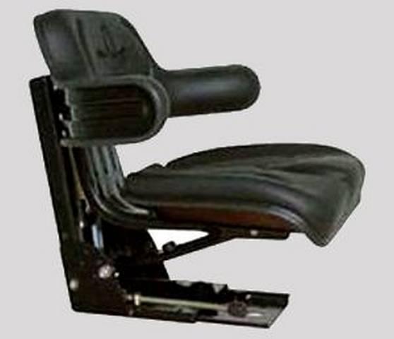 Κάθισμα ελκυστήρα με μπράτσα στήριξης