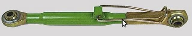 Ραντάρ μηχανικό για τρακτέρ δενδροκομικά JOHN DEERE.