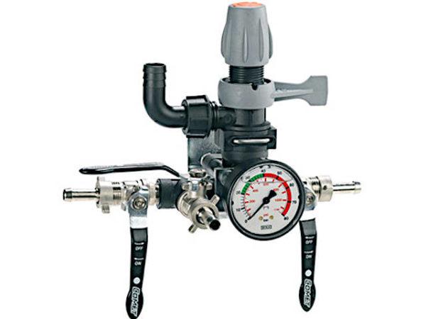 Χειριστήριο ψεκαστικού χαμηλής, μέσης, υψηλής πίεσης POLARIS COMET.